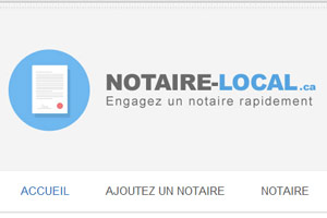 Notaire local